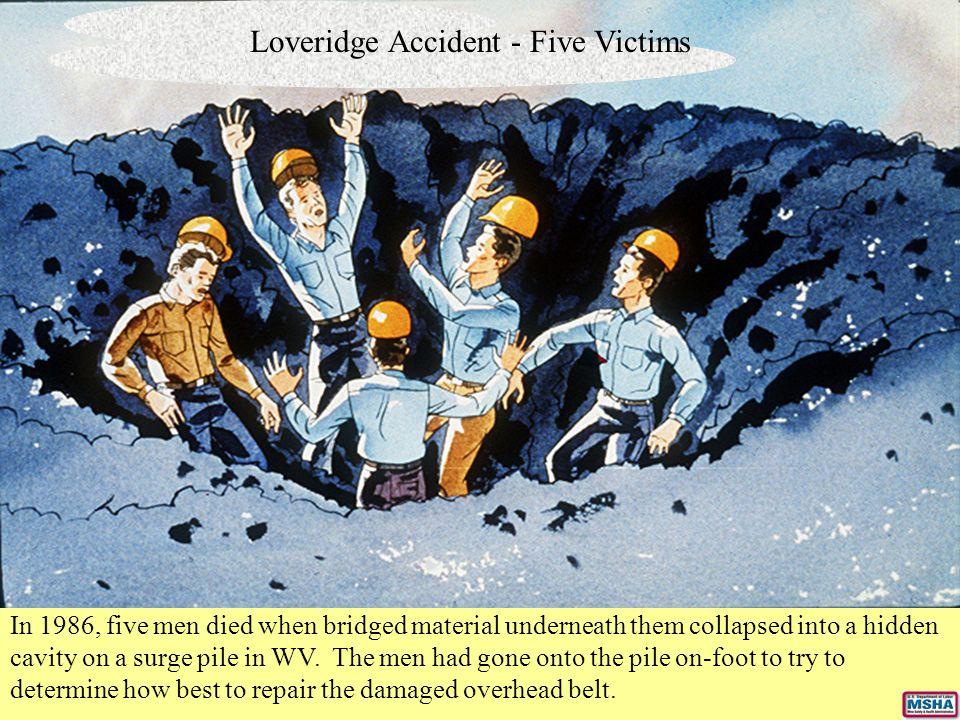 Loveridge Accident - Five Victims