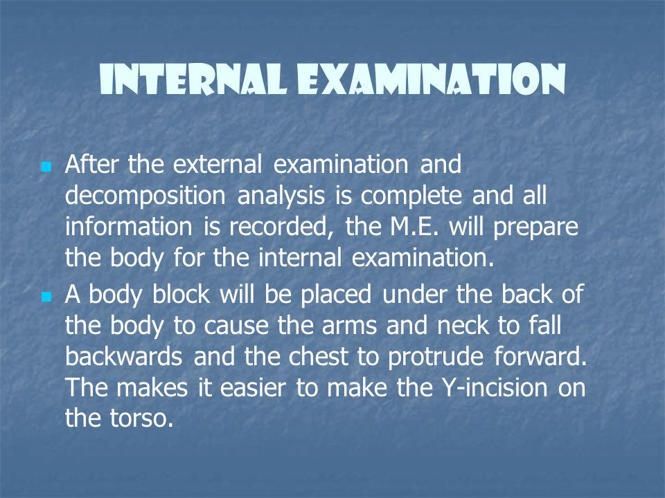 Internal Examination