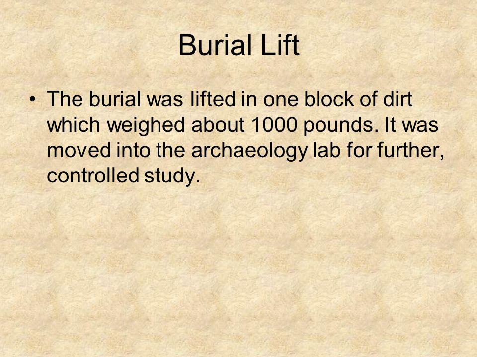 Burial Lift