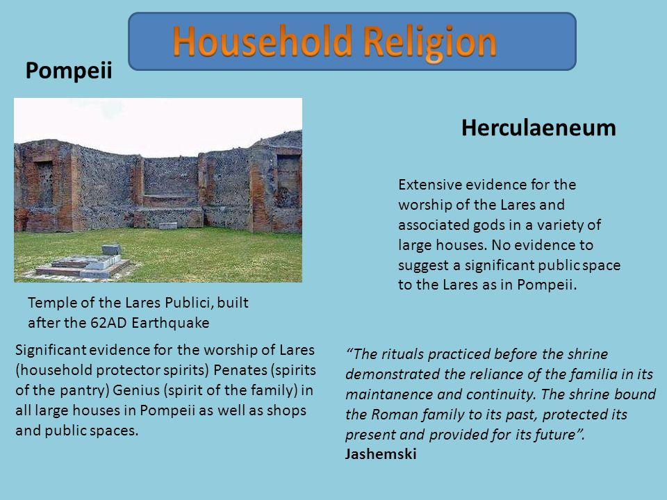 Pompeii Herculaeneum.