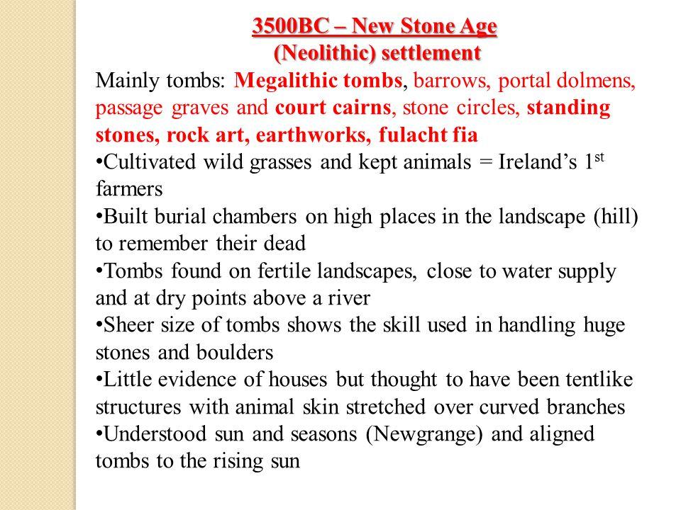 (Neolithic) settlement