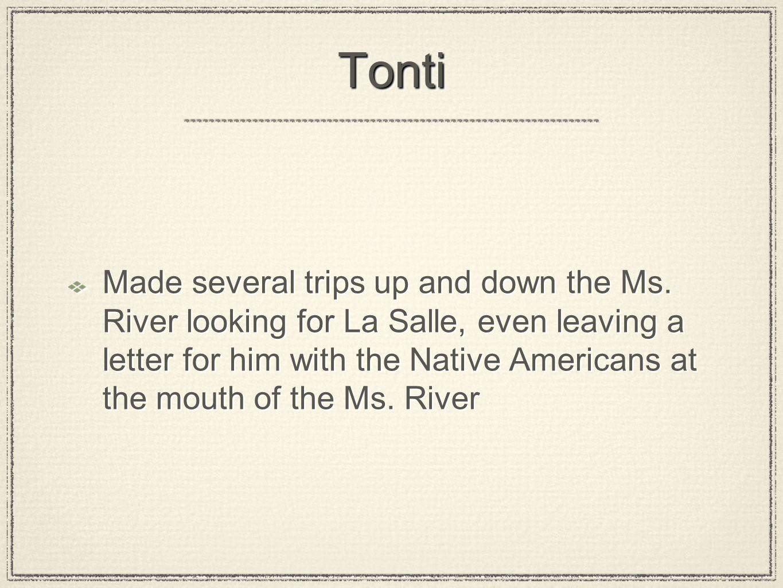 Tonti