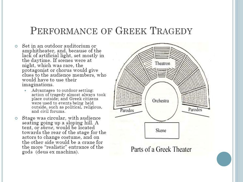 Performance of Greek Tragedy