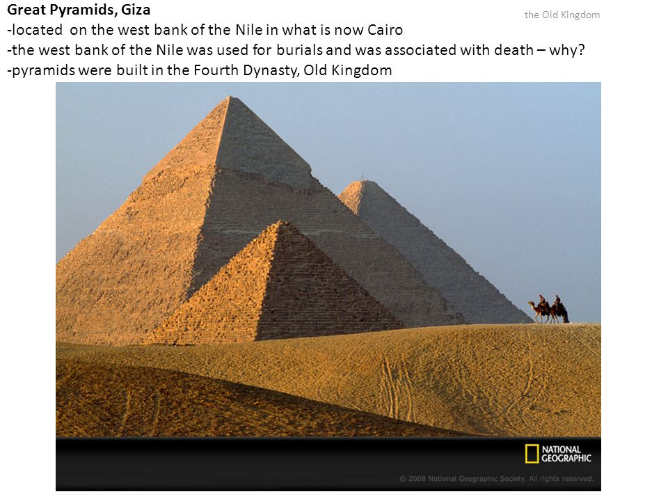 -located on the west bank of the Nile in what is now Cairo