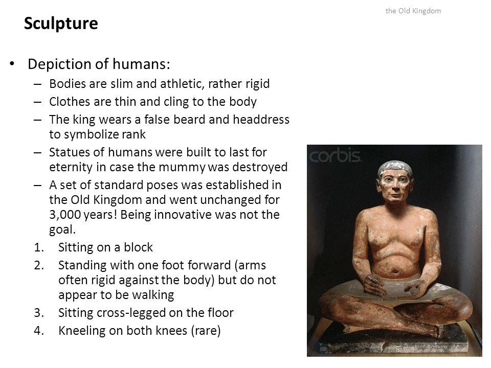 Sculpture Depiction of humans: