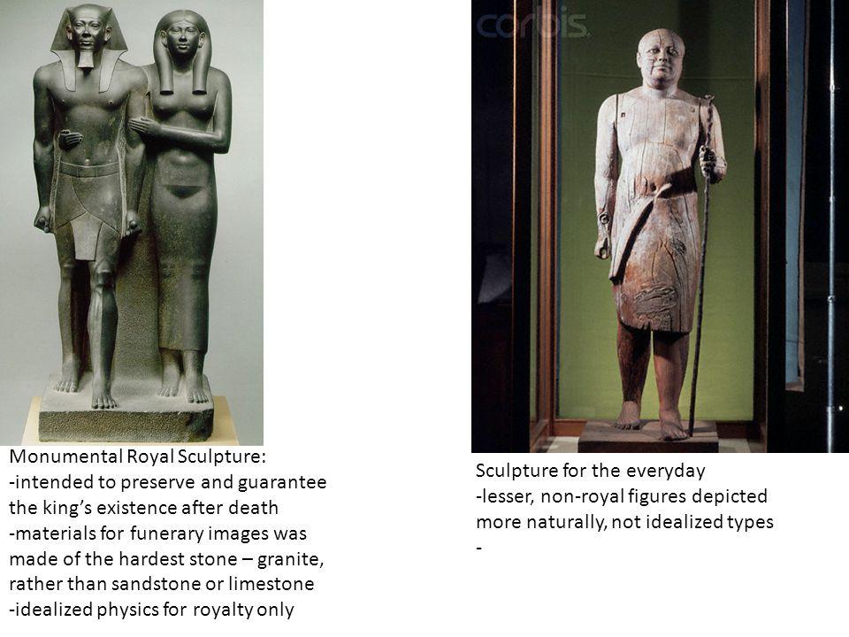 Monumental Royal Sculpture: