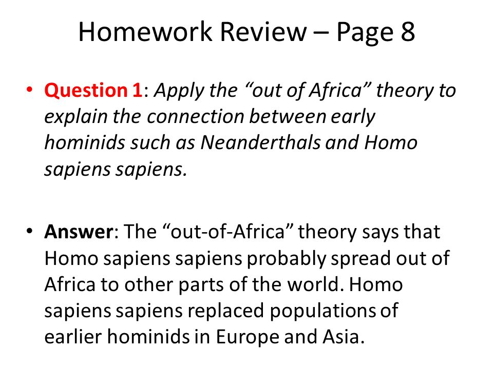 Homework Review – Page 8