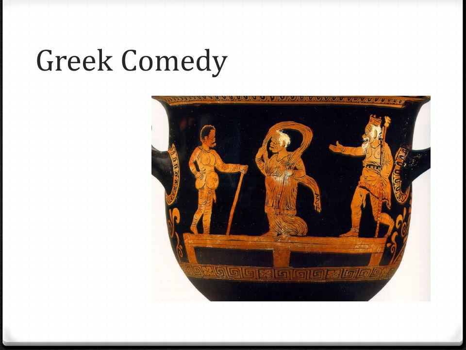 Greek Comedy