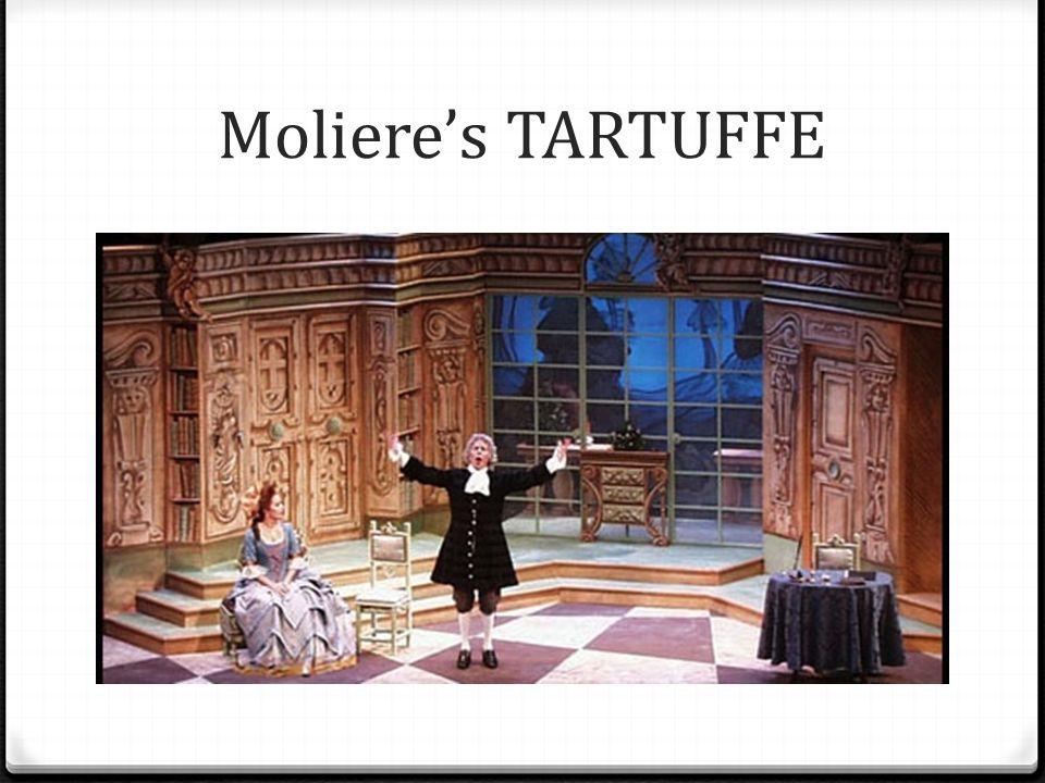 Moliere's TARTUFFE