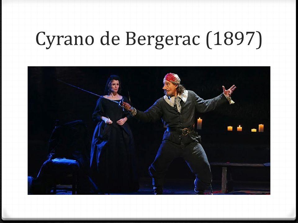Cyrano de Bergerac (1897)
