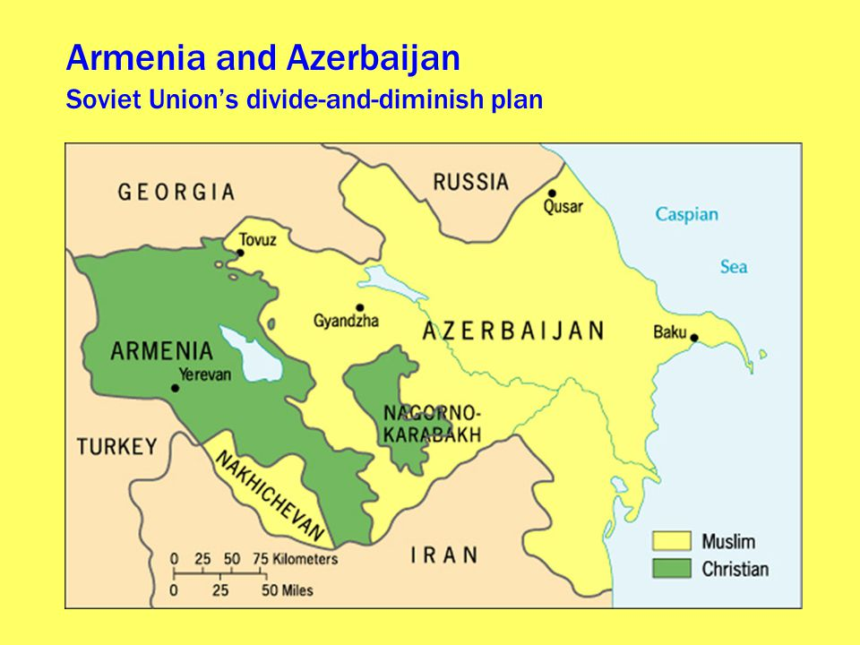 Armenia and Azerbaijan