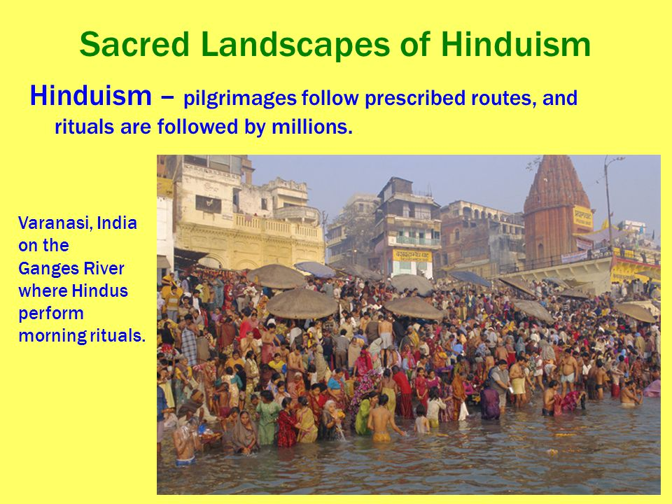 Sacred Landscapes of Hinduism