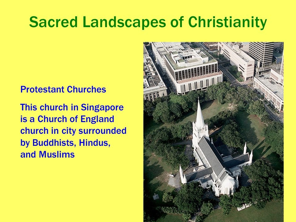 Sacred Landscapes of Christianity
