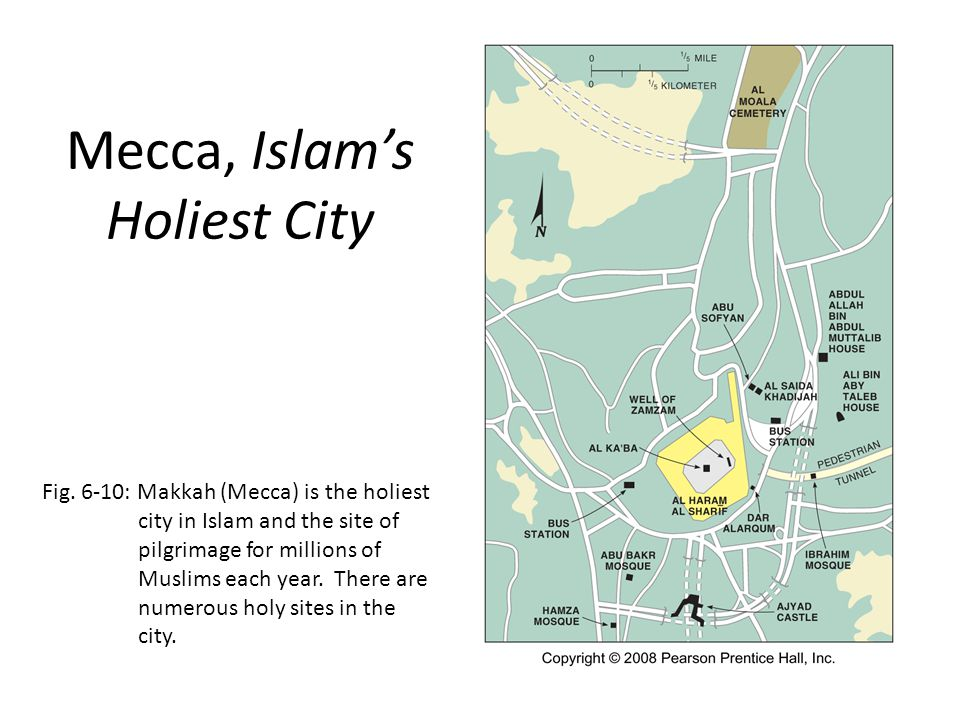 Mecca, Islam's Holiest City