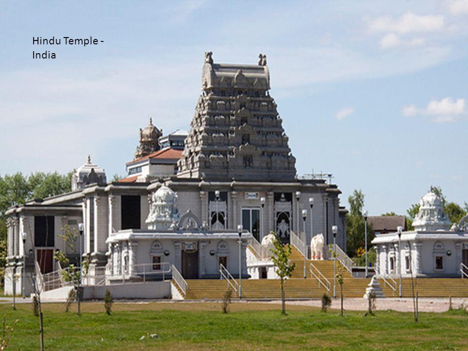 Hindu Temple - India