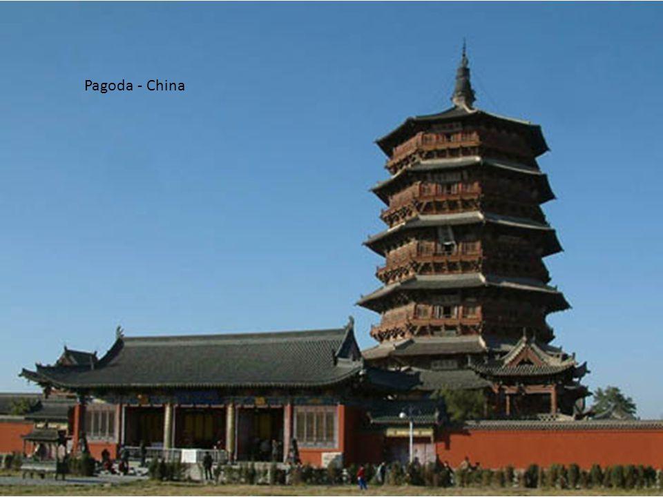 Pagoda - China