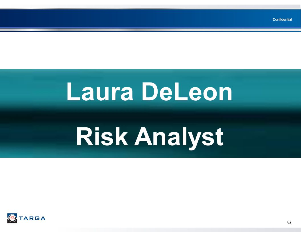 Laura DeLeon Risk Analyst