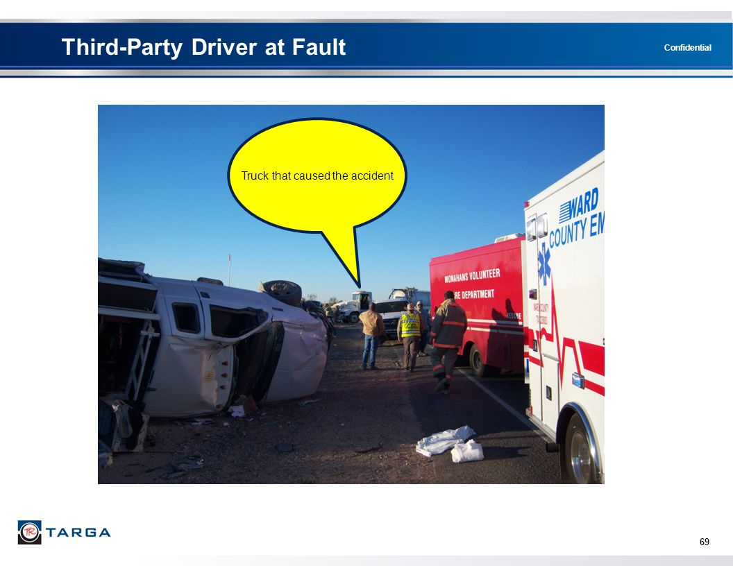 Third-Party Driver at Fault