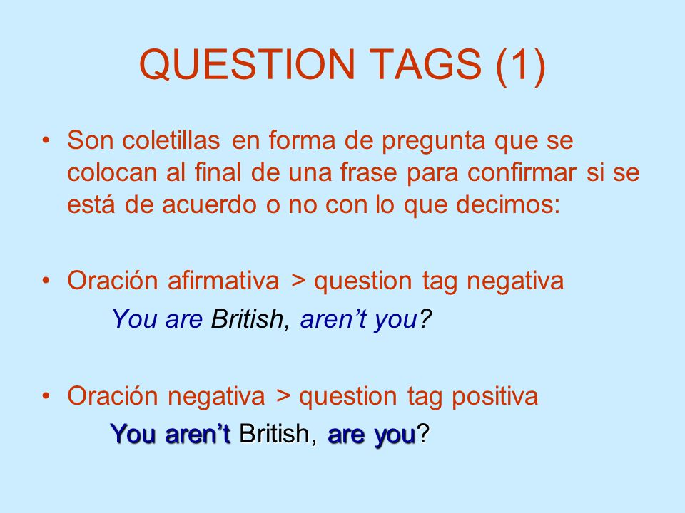 QUESTION TAGS (1)