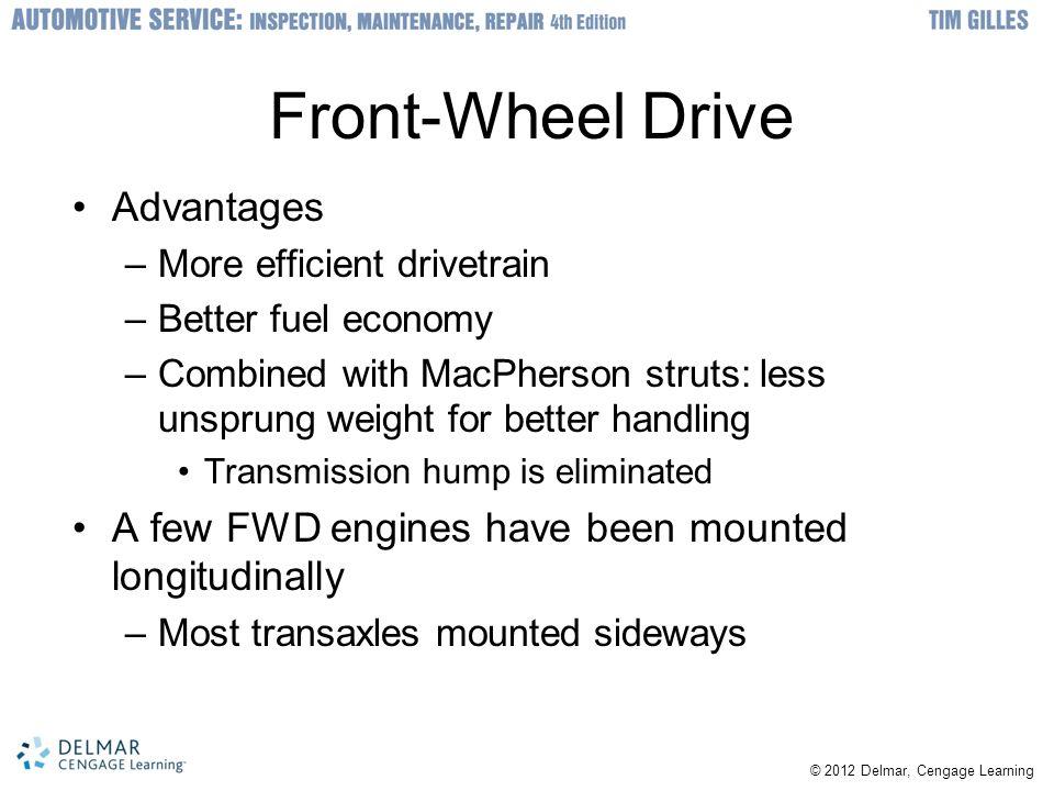 Front-Wheel Drive Advantages