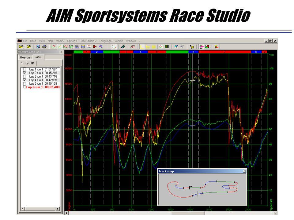 AIM Sportsystems Race Studio