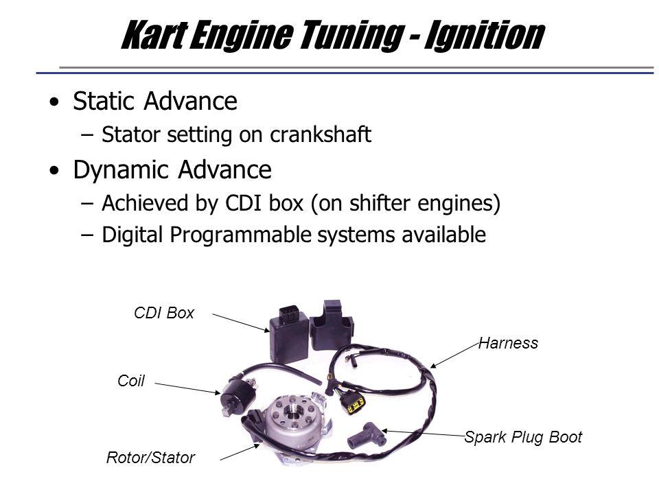 Kart Engine Tuning - Ignition