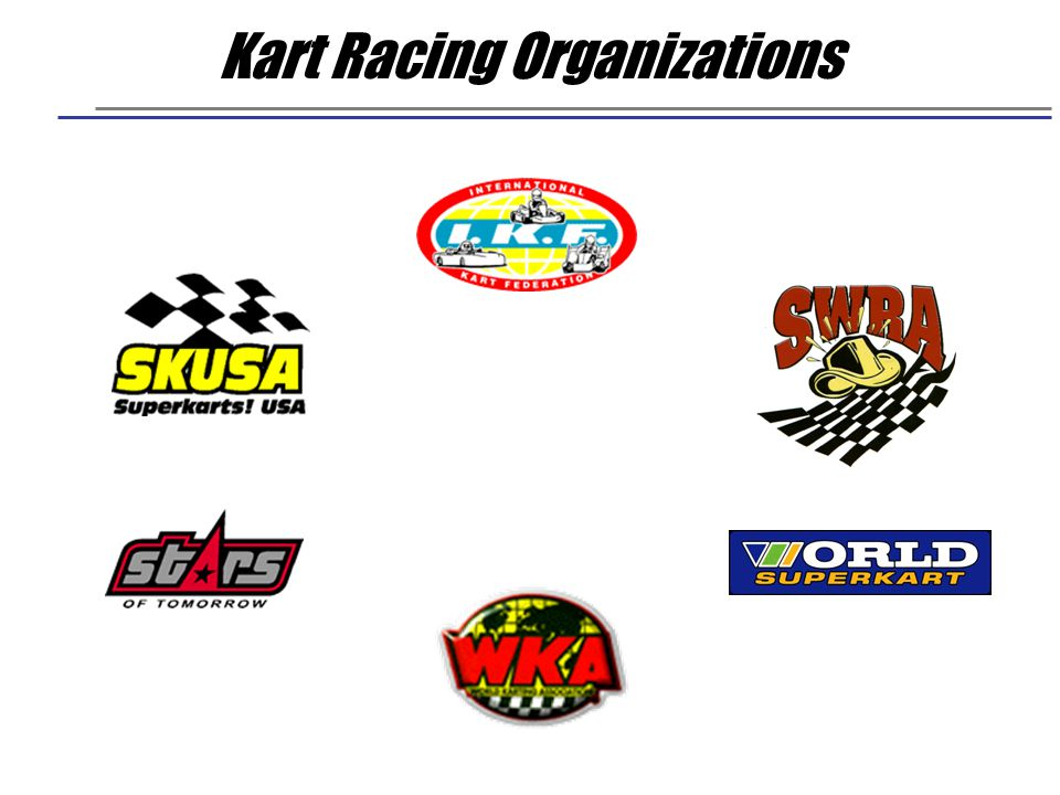 Kart Racing Organizations