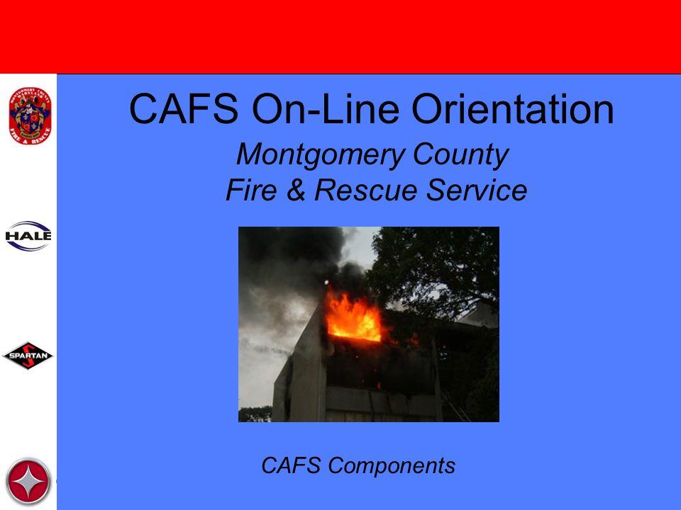 CAFS On-Line Orientation