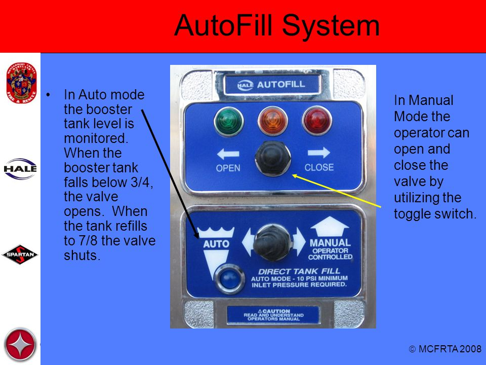 AutoFill System