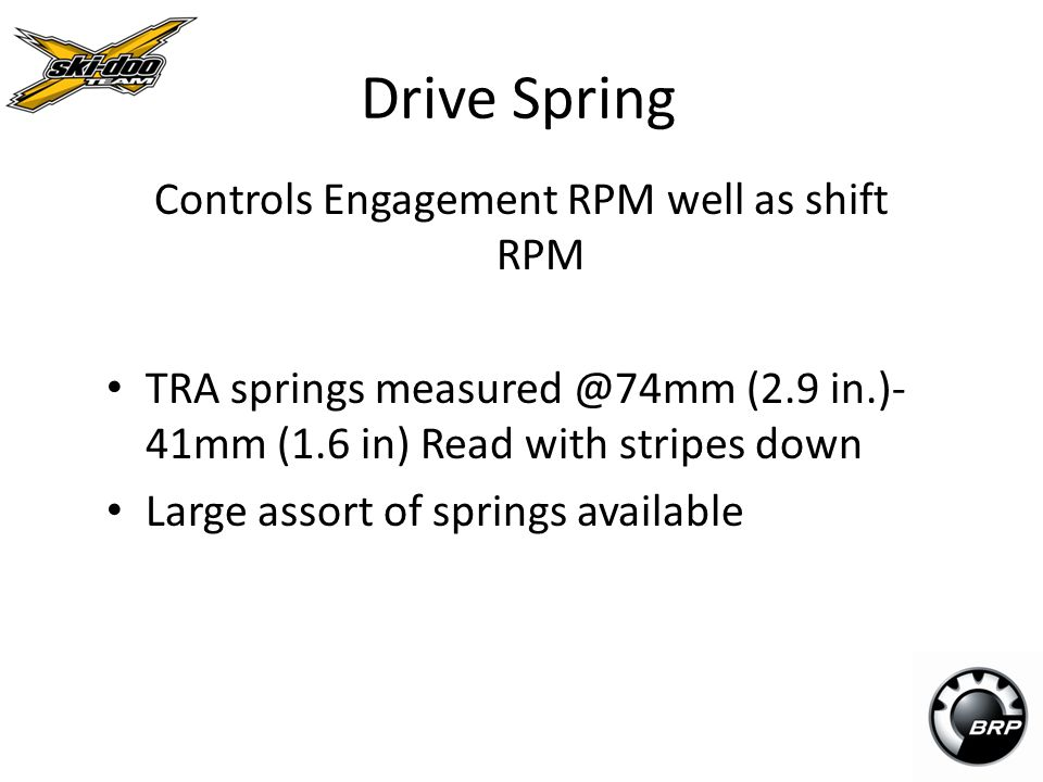 Controls Engagement RPM well as shift RPM