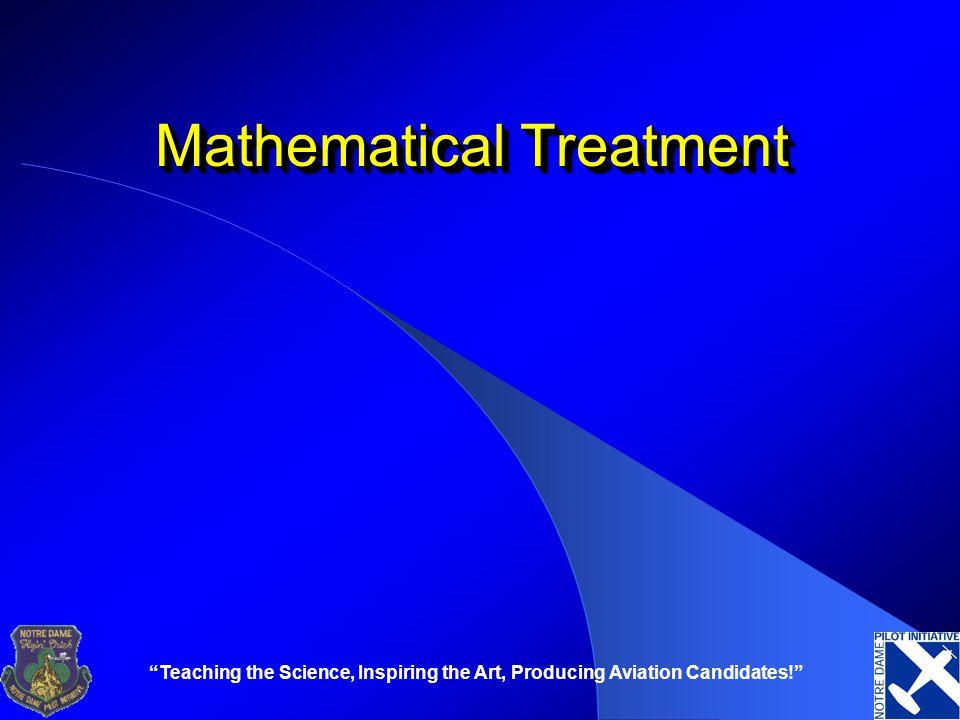 Mathematical Treatment