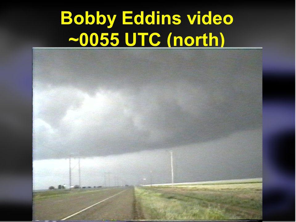 Bobby Eddins video ~0055 UTC (north)