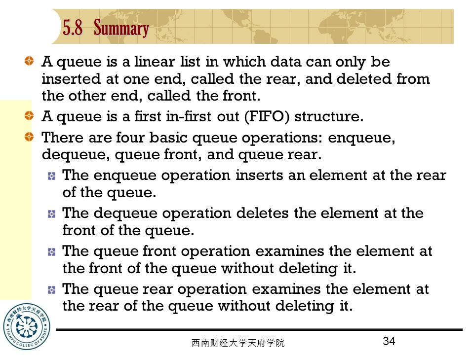 5.8 Summary