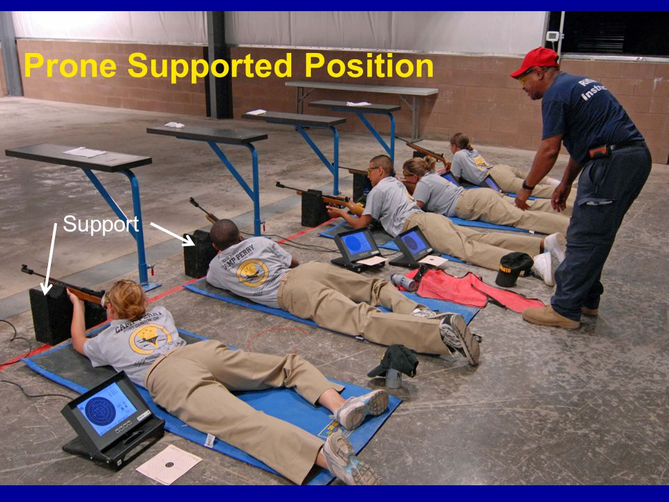 Prone Supported Position