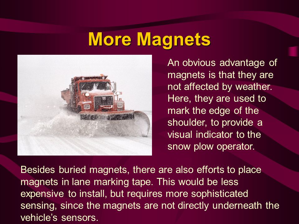More Magnets
