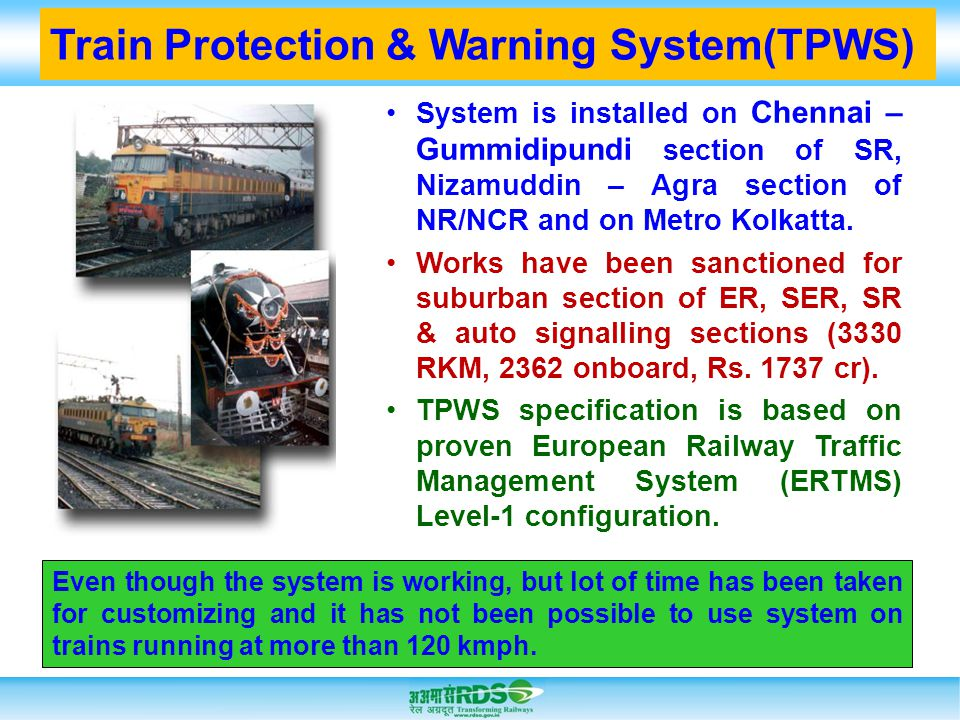 anti collision system for trains pdf