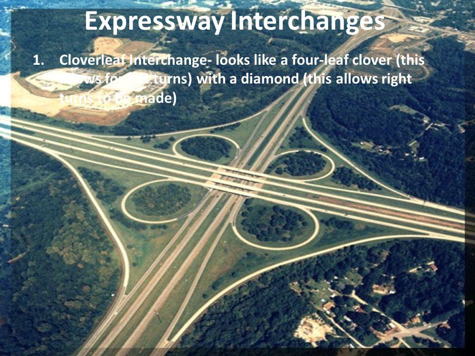 Expressway Interchanges