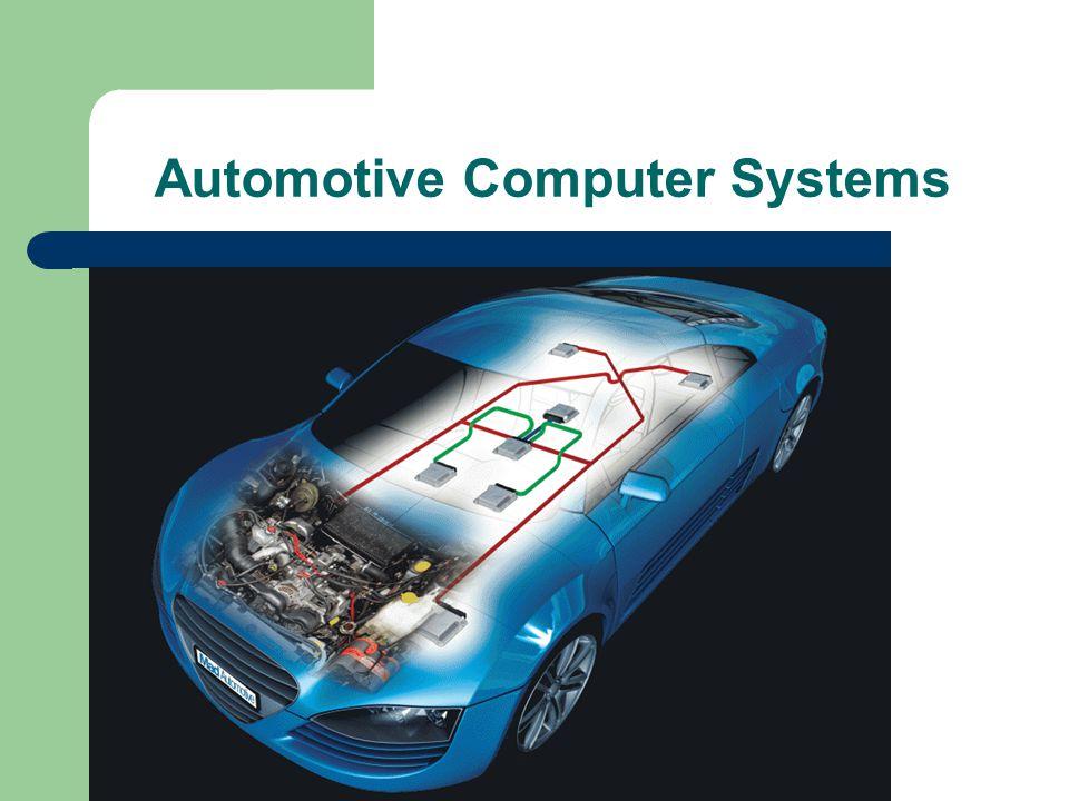 Automotive Computer Systems