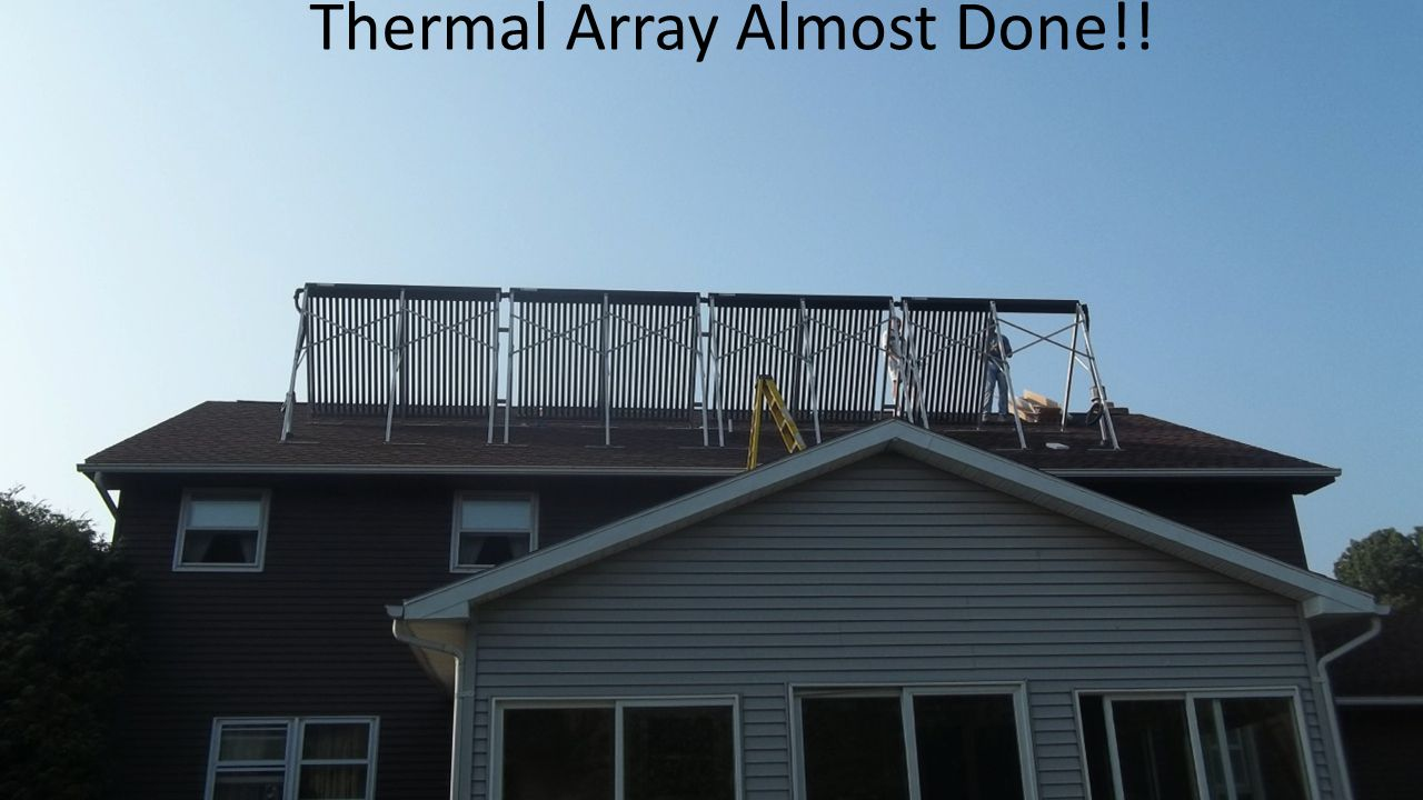 Thermal Array Almost Done!!