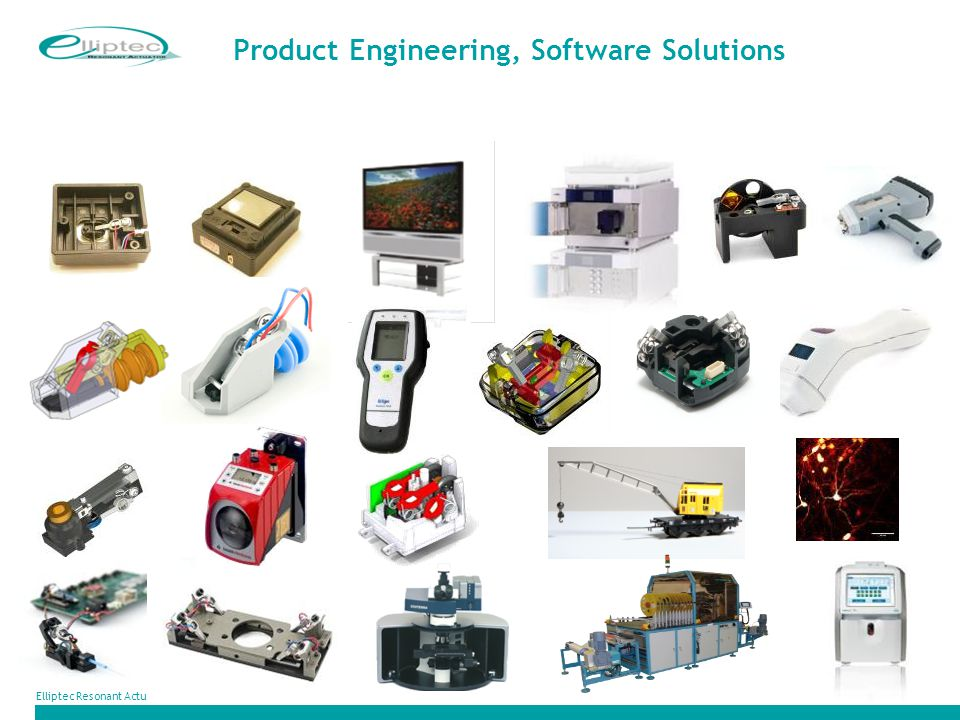 Product Engineering, Software Solutions