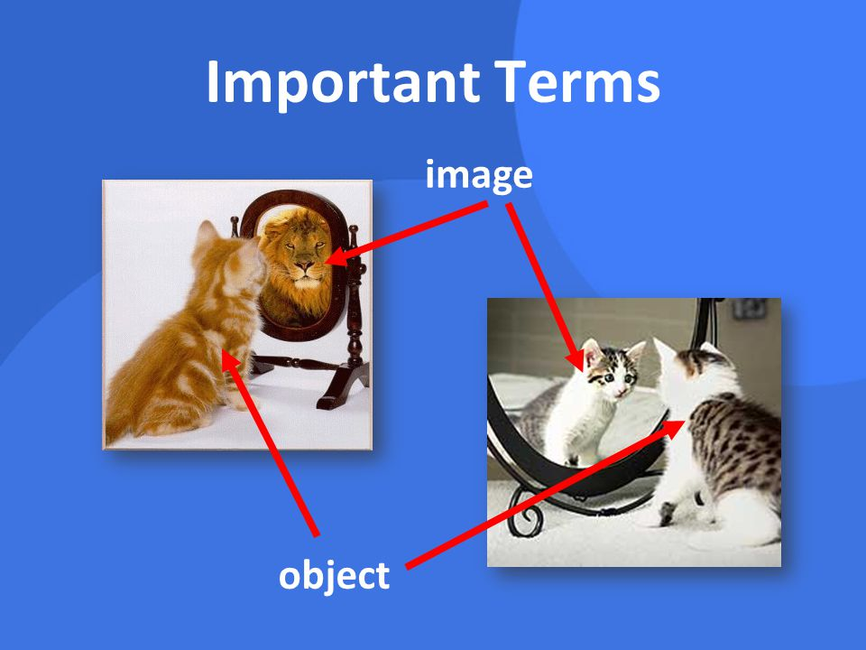 Important Terms image object