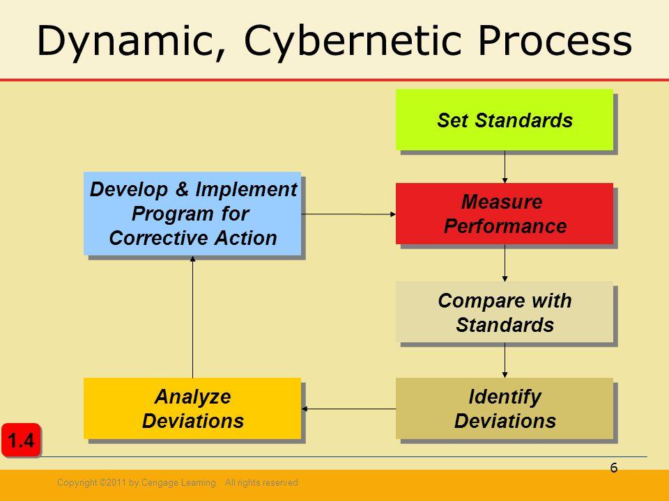 Dynamic, Cybernetic Process