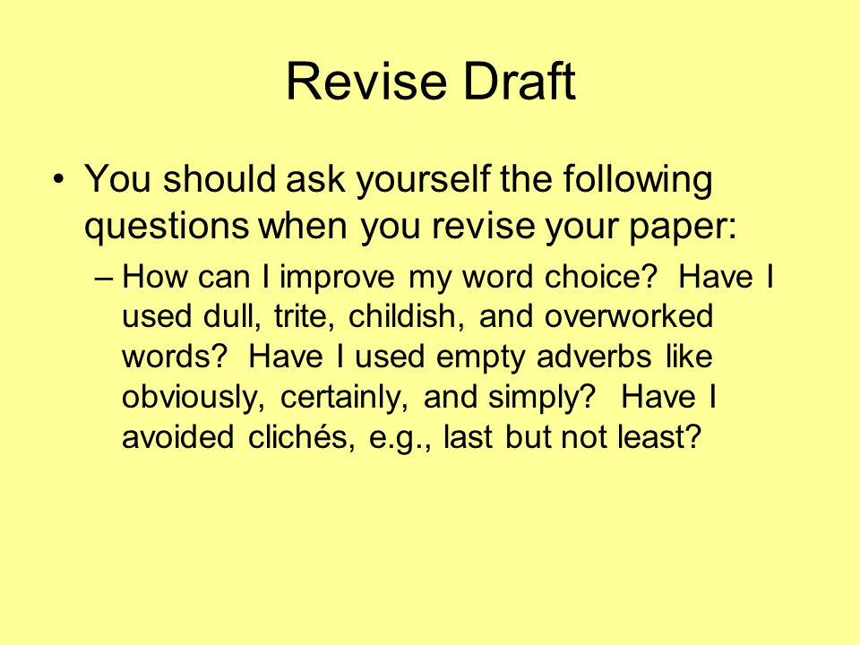 questions to ask yourself when writing a persuasive essay Welcome to the purdue owl ask yourself what your purpose is for writing about the each question generates the type of essay listed in parentheses after the.