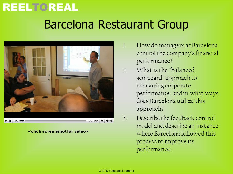 Barcelona Restaurant Group
