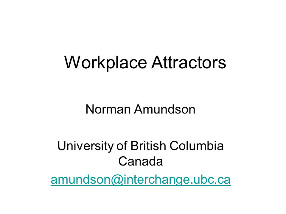 University of British Columbia Canada