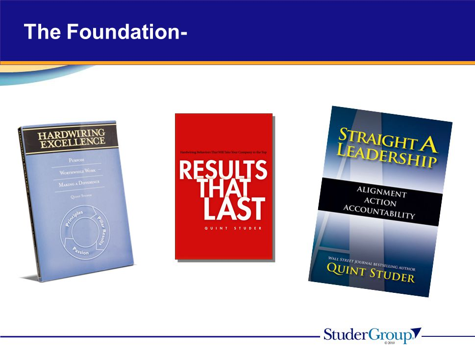 The Foundation-