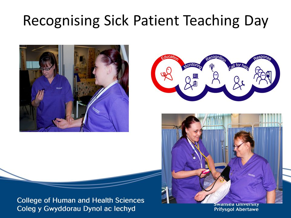 Recognising Sick Patient Teaching Day