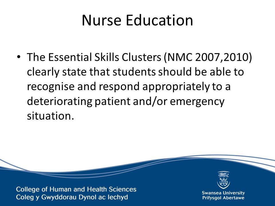 Nurse Education