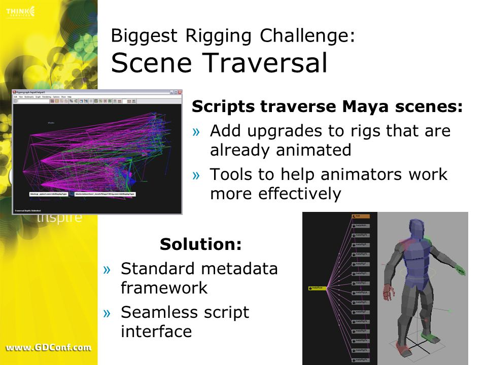 Biggest Rigging Challenge: Scene Traversal