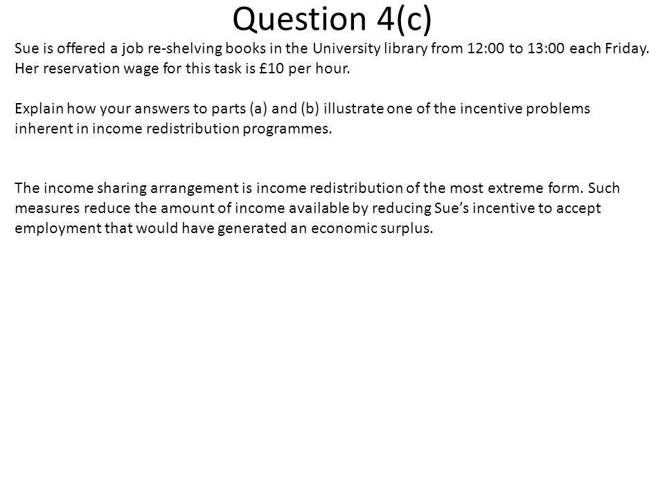 Question 4(c)